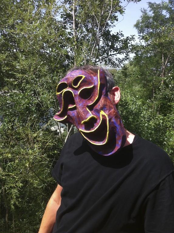 Photo masque